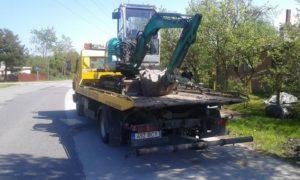 Puksiir ja autoabi Tallinn Эвакуатор и автопомощь Таллинн